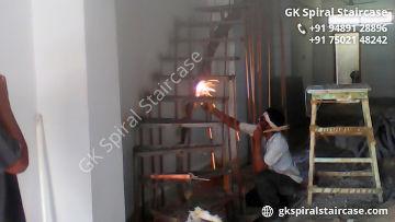 Spiral Staircase Builder