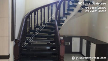 Spiral Staircase Constructions