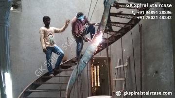 Spiral Staircase Manufacturer