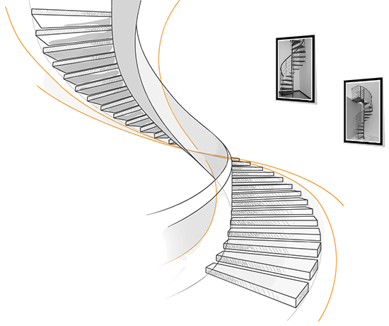 GK Spiral Staircase, Spiral Staircase manufacturer in Tamilnadu